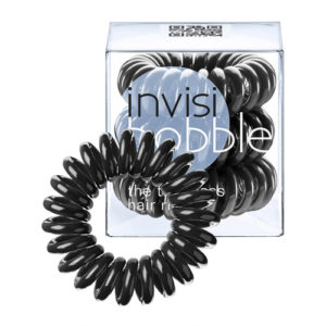 Invisibobble black hair ring