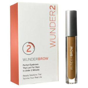 wunderbrow blonde 1 step brow gel