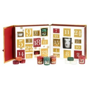 Yankee Candle Advent Book Calendar Gift Set