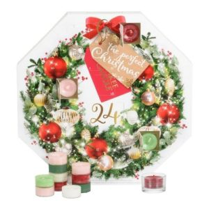 Yankee Candle Advent Wreath Calendar Gift Set