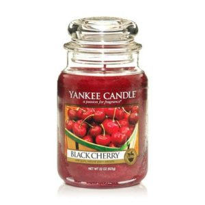 Yankee Candle Black Cherry Large Jar Candle