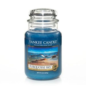 Yankee Candle Turquoise Sky Large Jar Candle
