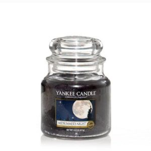 Yankee Candle Midsummers Night Medium Jar Candle